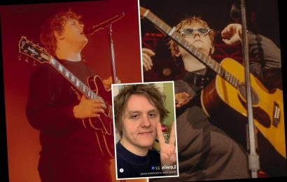 Lewis Capaldi says his love life is non existent despite becoming the face of Tinder – and sex is out of the question – The Sun