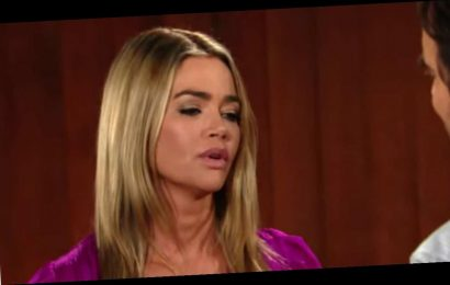 The Bold and the Beautiful spoilers for next week: Shauna joins the Forrester Thanksgiving and Wally discusses marriage