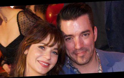 Zooey Deschanel 'Overjoyed' to Be Jonathan Scott's Date to Wedding