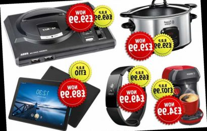 Lidl's Black Friday deals include a YARD of jaffa cakes, Fitbit Inspire and Russell Hobbs slow cooker for bargain prices