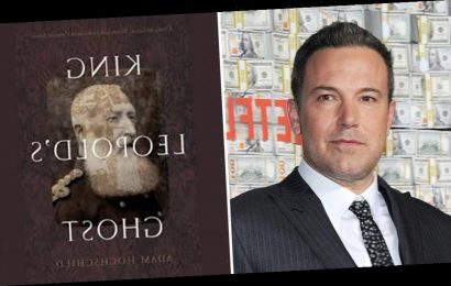 Ben Affleck To Direct 'King Leopold's Ghost,' About Unlikely Trio Who Exposed Atrocities In Plunder Of Congo