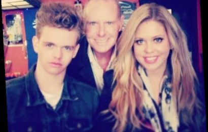 Paul Gascoigne's son Regan, 23, reveals he's bisexual but footballer dad doesn't know