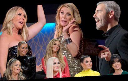 6 BravoCon WWHL Moments You Gotta See: Vicki vs Ramona, Tinsley Booed, Andy Locks Lips