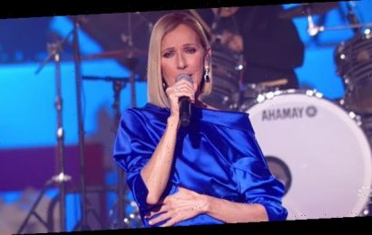 Celine Dion Performs New Hit Song 'Imperfections' At Macy's Thanksgiving Day Parade