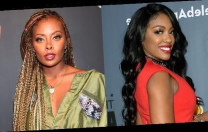 'RHOA's Porsha Williams Shades Eva Marcille: I've Learned Who My 'Real' Friends Are