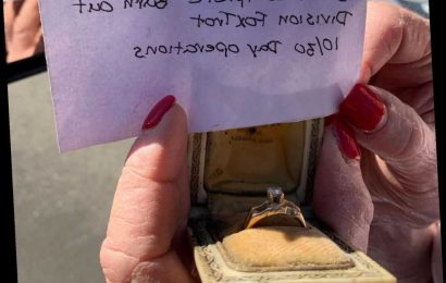 Firefighters Miraculously Return Ring That Survived Getty Fire — and Another Blaze in 1961
