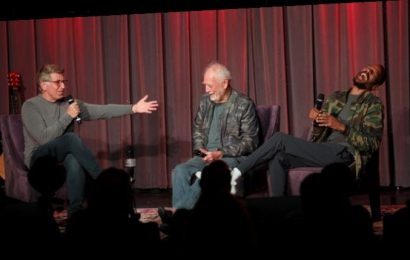 Chris Blackwell, Darcus Beese Mark Island Records' 60th With Grammy Museum Chat