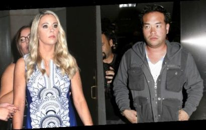Jon Gosselin Claims Ex Kate Only Wanted 'Legal Custody' Of 8 Kids To 'Sustain' Fame — Watch
