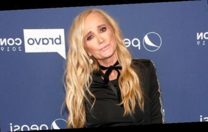 Kim Richards Teases An Official Return To 'RHOBH' During Surprise Appearance At BravoCon: 'We'll See'