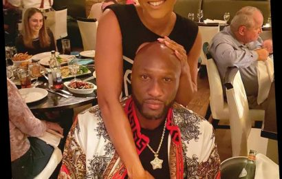 Lamar Odom Is Engaged to Girlfriend and Personal Trainer Sabrina Parr: 'She the ONE!'