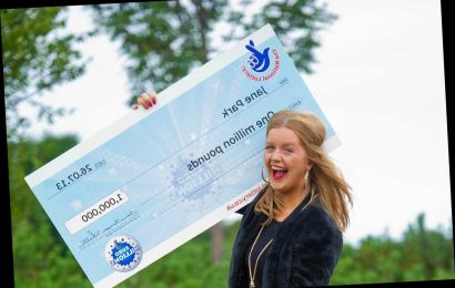 Who is Jane Park, Britain's youngest lottery winner, and how much EuroMillions prize-money did she win?