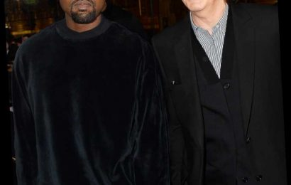Paul McCartney Says Kanye West Was 'Basically Scrolling Through Images of Kim' When They Met