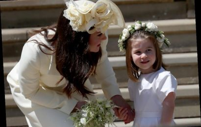 The One Thing Princess Charlotte Has That Kate Middleton Doesn't