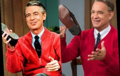 Tom Hanks' ''Terrifying'' Mister Rogers Role Gave Him ''Night Sweats''