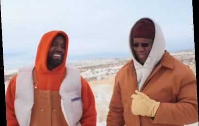 Kanye West Bonds With His Dad in ''Follow God'' Music Video