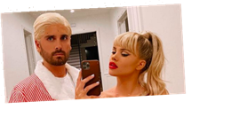Sofia Richie and Scott Disick Did Couples Halloween and Honestly They Nailed It?