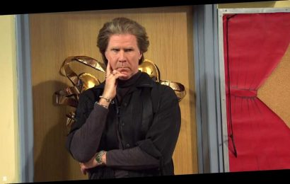 SNL: Will Ferrell's cut sketch shows a drama teacher who loves drama