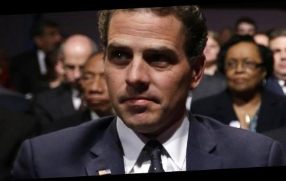 An Arkansas Woman Says A DNA Test Proves Hunter Biden Is Her Baby's Father