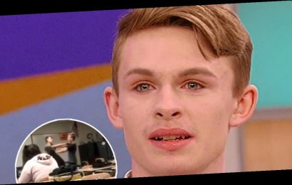 Gay Teen Who Went Viral for Fighting Bully Says He's Been Target of Homophobic Taunts for Years