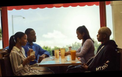 Waves review: Sterling K. Brown film channels family drama with maximal style