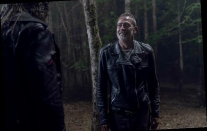Here's What Happens Next With Negan and the Whisperers in the 'Walking Dead' Comics