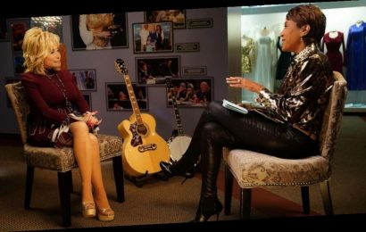 Dolly Parton's best one-liners from Robin Roberts interview