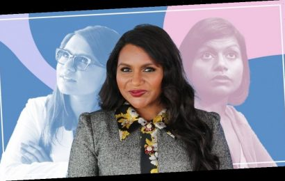 Mindy Kaling: Don't let where you're from keep you from where you're going