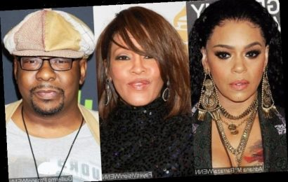 Faith Evans Says She Used to 'Smoke Joints' With Whitney Houston and Bobby Brown