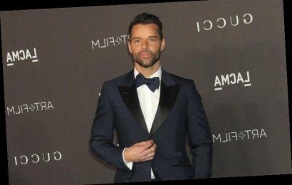 Ricky Martin Hints at Joining Shakira and J.Lo at Super Bowl Halftime Show