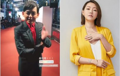 Taiwanese TV host Mickey Huang will not invite ex-girlfriend Dee Hsu to his wedding