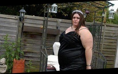 Woman who was a size 30 loses so much weight 'her mum doesn't recognise her'