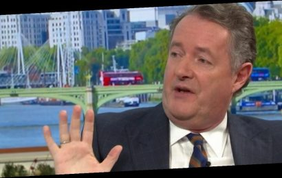 Piers Morgan proved wrong by Good Morning Britain guest as viewers left cringing