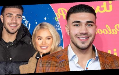 Love Island's Tommy Fury says he's ready to dance at his wedding to Molly-Mae Hague