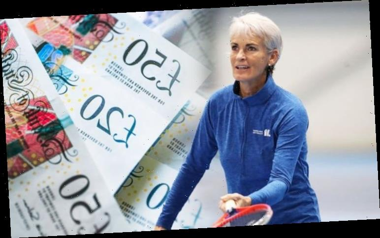 Judy Murray net worth: Andy's mother has huge wealth attended £13k a year school