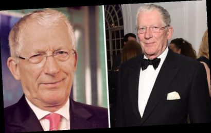 Nick Hewer: Countdown star talks serious health scare 'I was dangerously close'