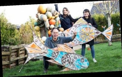 £1000 grant for huge mechanical fish which will bring people together for a ride