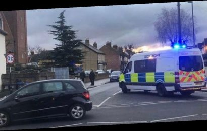 Child rushed to hospital with serious burns after incident at nativity play