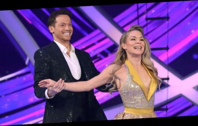 Dancing On Ice star Joe Swash is already convinced he will lose the competition