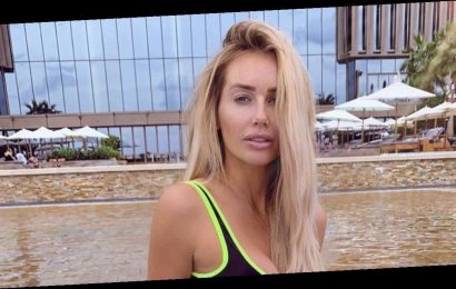 Love Island beauty Laura Anderson wows with complete hair transformation