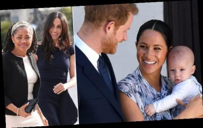 Meghan and Harry spent Thanksgiving with 'close family in the US'
