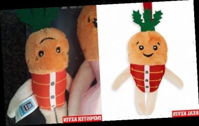 Aldi shopper left baffled by Kevin the carrot with MAJOR design flaw