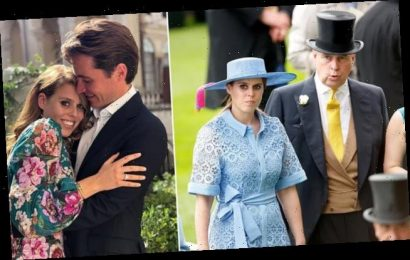 Royal source claims friends are 'concerned' about Princess Beatrice