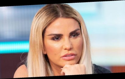 Katie Price 'desperate to leave the UK' to make a fresh start after bankruptcy