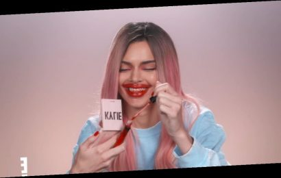 Kendall Jenner mocks sister Kylie's lips & makes scathing dig at cosmetics range