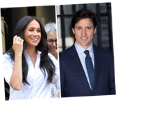 Justin Trudeau Welcomes Meghan, Harry And Archie To Canada With Simple, Sweet Message