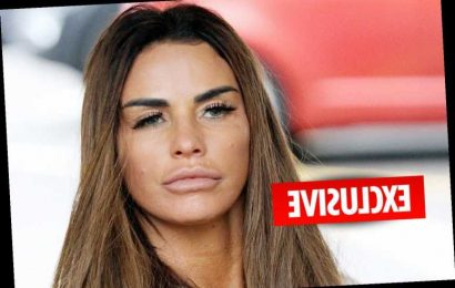 Bankrupt Katie Price 'fears electricity and heating will be turned off' at mucky mansion