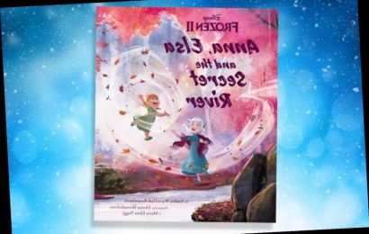 How to get a FREE Frozen 2 Disney book this Christmas