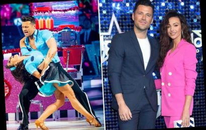 Mark Wright thinks wife Michelle Keegan couldn't handle Strictly Come Dancing as she'd be 'too nervous'