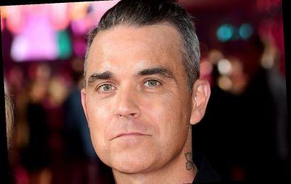 Robbie Williams reveals he slept with his drug dealer on the night he met Ayda Field – The Sun
