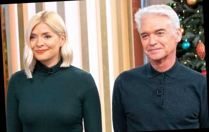 Holly Willoughby insists it would be 'impossible' to stay on This Morning if she didn't get on with Phillip Schofield – The Sun